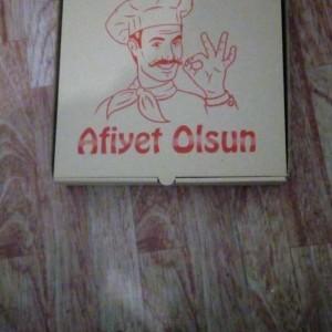 Pizza Kutusu 30x30x4 (100...