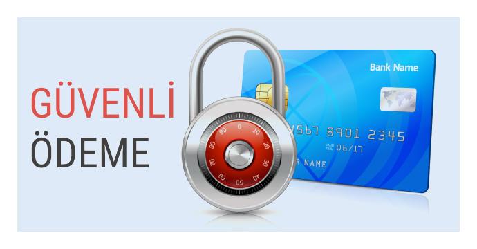 Güvenli Ödeme